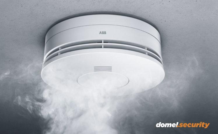 Instalujemy autonomiczne czujniki dymu, czujniki gazów